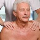 Kroppsbehandling i skönhetssalong Helmi