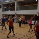 Spordisaalis saavad toimuma ka mitmed erinevad rühmatreeningud
