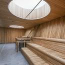 Võimlemisbasseini saun